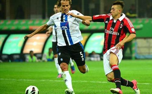 Milan - Atalanta: Đón nhận trái đắng - 1
