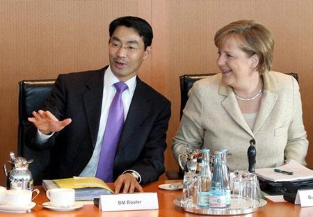 """Phó Thủ tướng Đức: """"VN là một phần đời tôi"""" - 1"""