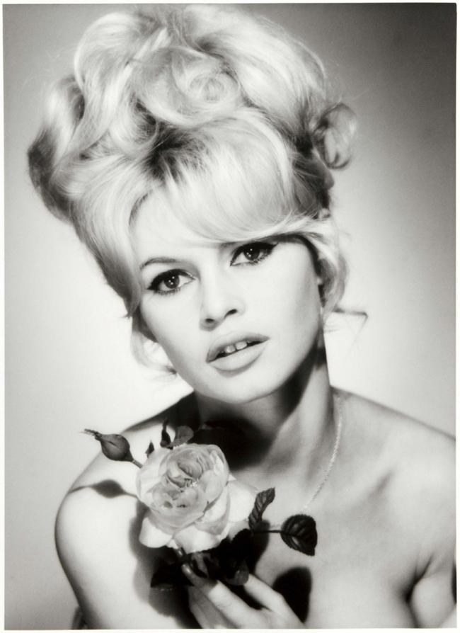 Brigitte như một cô gái Pháp hiện đại với một dáng vẻ vừa ngây thơ vừa sa đọa, vừa kiêu kỳ vừa vụng dại