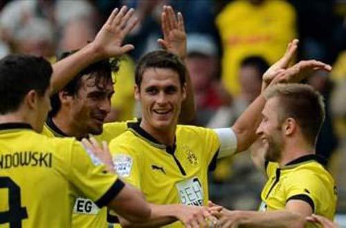 Dortmund – Leverkusen: Sức mạnh đích thực - 1