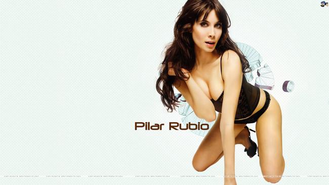 Pilar Rubio sinh năm 1979 tại Madrid, là một phóng viên, MC truyền hình có tiếng. Báo chí Tây Ban Nha cho hay, Ramos bén duyên cùng Pilar Rubio trong một show truyền hình sau màn ăn mừng chức vô địch Euro 2012. Dù đã qua lại khoảng gần 2 tháng nay nhưng mới đây, Ramos mới công khai tình mới. Như vậy Ramos đã chính thức gia nhập 'hội những người thích lái may bay' ở La Liga cùng với Fabregas, Pique, Valdes...