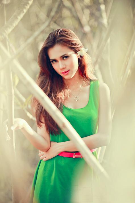 Những cô gái đẹp nhất Imiss Thăng Long - 1