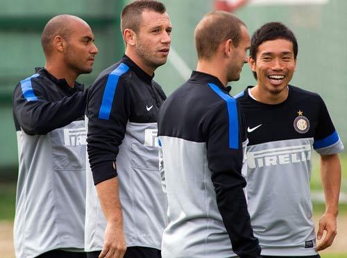 Inter – Kazan: Xóa bỏ nỗi ám ảnh - 1