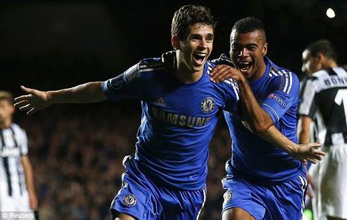 Chelsea - Juventus: Đọ tài đỉnh cao - 1
