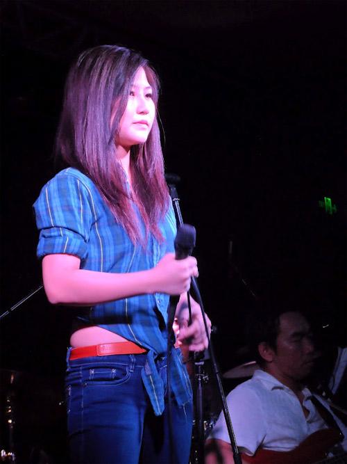 Học trò Thu Minh, Trần Lập hăng say tập hát - 1