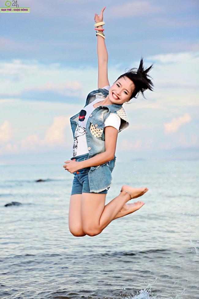 Phương Hồng hiện đang là sinh viên Trường Đại học Công Nghiệp TP.HCM