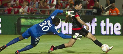 Hapoel - Atletico: Quyền lực nhà vua - 1