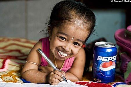 """Dự án """"khổng lồ"""" của cô gái nhỏ nhất thế giới - 1"""