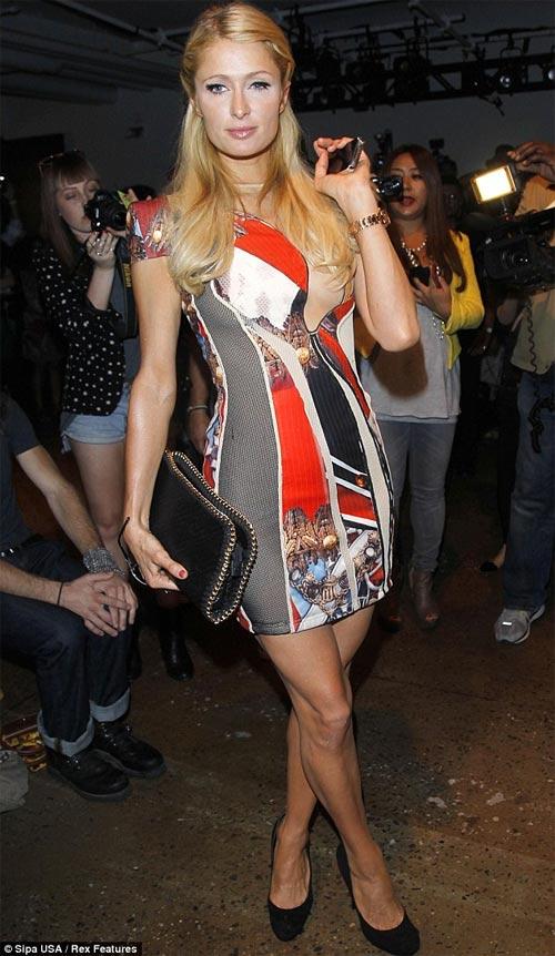 Paris Hilton xúc phạm giới thứ 3 - 1