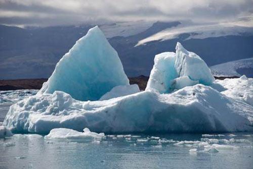 Những tảng băng đa sắc tuyệt đẹp ở Jokulsarlon - 1