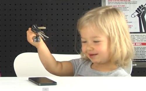 Vỏ iPhone 5 rất dễ trầy xước - 1
