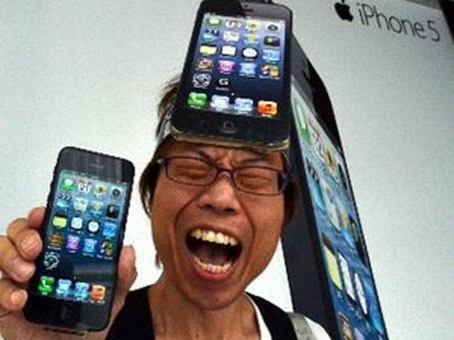 """iPhone 5 """"lại"""" bị trộm - 1"""