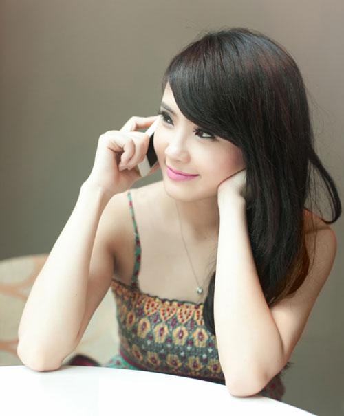 Khánh Chi: Phải lấy người như anh Vinh - 1