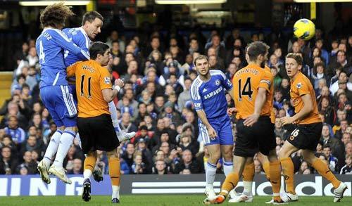 Chelsea – Wolves: Ghi bàn chứ Torres? - 1