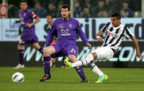 Fiorentina – Juve: Lốc tới Franchi - 1