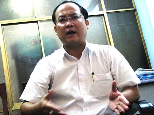 Phó GĐ Sở nói về cấm viếng bằng vòng hoa - 1