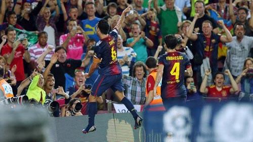 Barca: Bản lĩnh Tito - 1