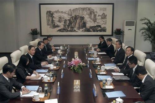 Thứ trưởng Trung Quốc nặng lời với Nhật - 1