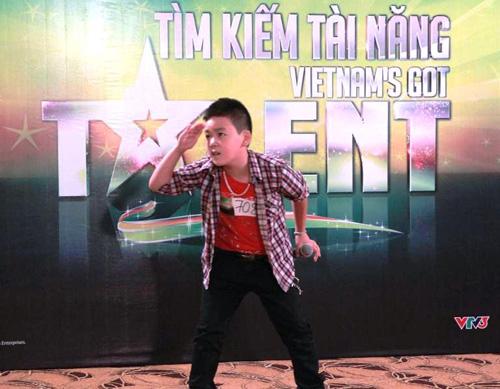 VN's Got Talent nhiễm virus Gangnam Style - 1
