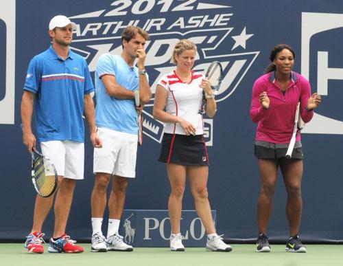 Federer bị huyền thoại nữ chỉ trích - 1