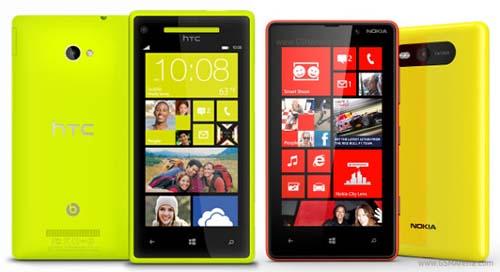Nokia có thể kiện HTC Windows Phone 8X - 1