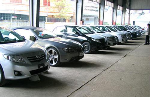 Hủy cơ chế kiểm soát nhập khẩu ô tô - 1