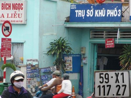 """""""Chợ biển số giả"""" nổi tiếng nhất TPHCM - 1"""