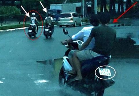 Tung tích chiếc xe vụ cướp ở cầu Sài Gòn - 1