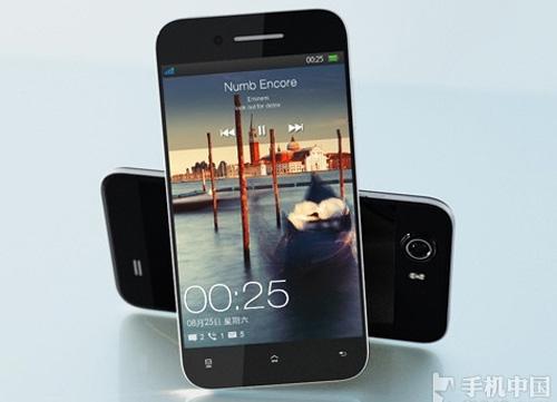 Oppo Find 5 mỏng nhất thế giới smartphone - 1