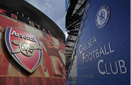 Derby Arsenal – Chelsea: Vì đại nghiệp - 1