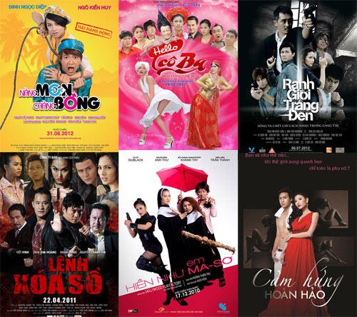 4 công thức ra đời thảm họa phim Việt - 1