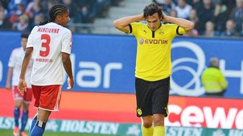 Bundesliga trước vòng 6: Dortmund, thắng hay buông cờ trắng? - 1