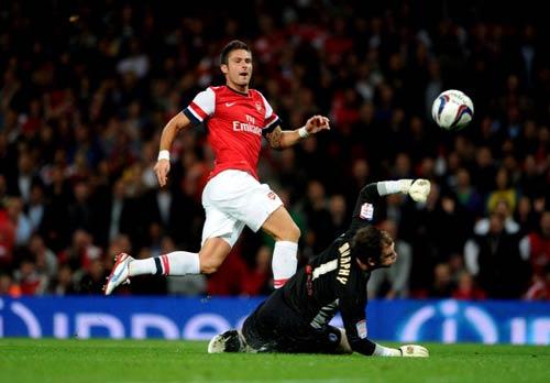 Torres - Giroud: Đi tìm lời khẳng định - 1