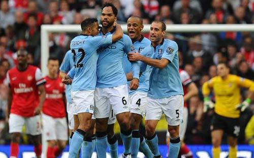Fulham – Man City: Đắp lại đê chắn - 1