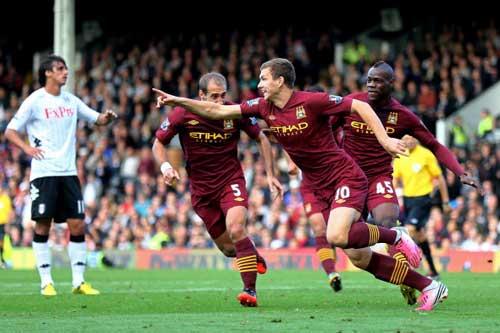 Fulham - Man City: 3 điểm nhọc nhằn - 1