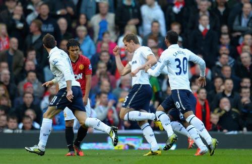 """MU - Tottenham: """"Thảm họa"""" hàng thủ - 1"""