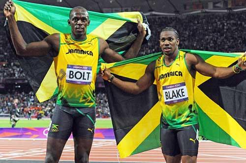 Kình địch của Usain Bolt lỡ hẹn giải VĐTG - 1