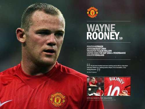 """MU – Rooney: Giá như chưa từng """"yêu"""" - 1"""