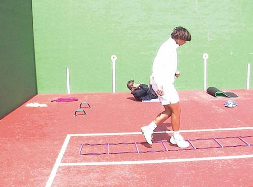 Nadal: Từ cậu bé thành chiến binh (Kỳ 33) - 1