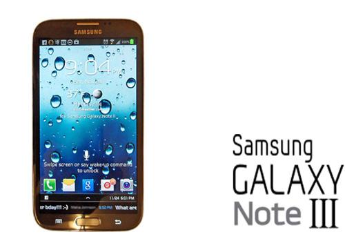 Galaxy Note 3 ra mắt ngày 4/9 - 1