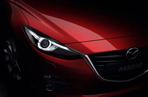 """Mazda3 2014 """"chuộng"""" đồ chơi công nghệ - 1"""