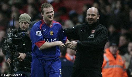 Rooney đã hết cảm hứng chơi bóng ở MU? - 1
