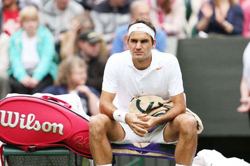 Federer bất ngờ trở lại mái nhà xưa - 1