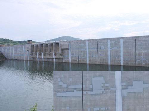 Đập thủy điện Sông Tranh 2 lại nứt? - 1