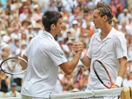 Djokovic – Berdych: Đẳng cấp (TK Wimbledon) - 1