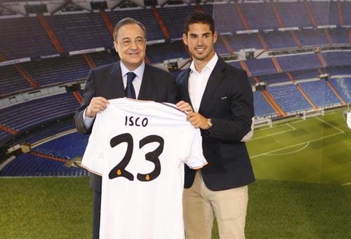 """Isco ra mắt: Giấc mơ về """"Zidane 2.0"""" - 1"""