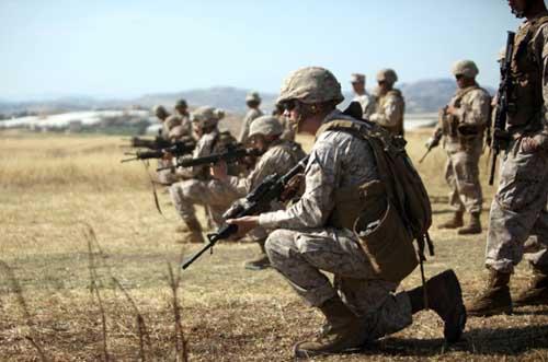 Đặc nhiệm Mỹ sẵn sàng hành động ở Ai Cập - 1