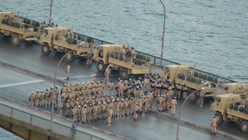 Quân đội Ai Cập không nắm quyền sau đảo chính - 1