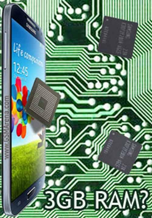 Samsung Galaxy Note sẽ có RAM 3GB - 1