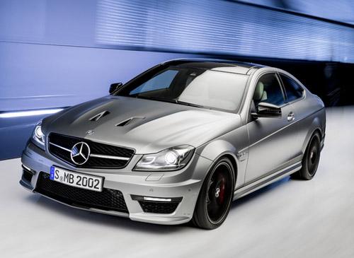 """Mercedes ra giá hàng """"nóng"""" C63 AMG 507 Edition - 1"""